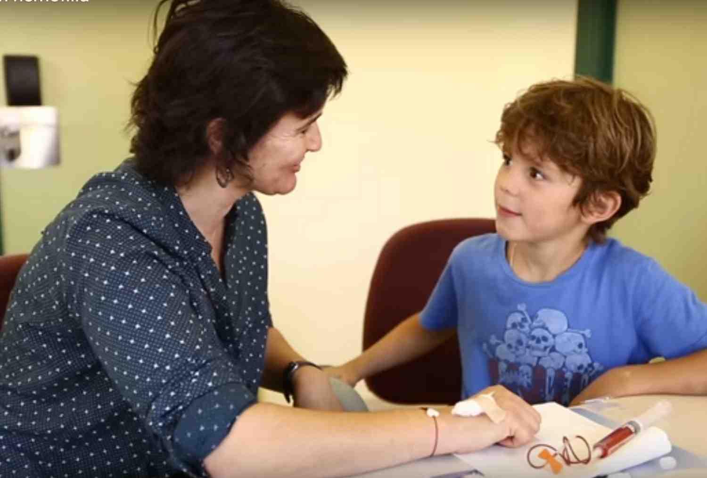 """Documental """"Vivo con Hemofilia"""""""